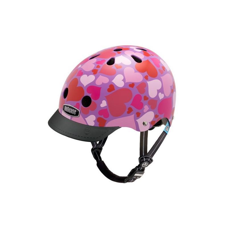 Шлем защитный Nutcase Little Nutty Lotsa Love