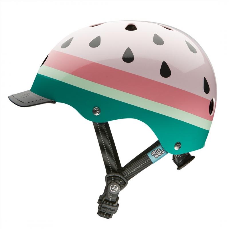 Шлем защитный Nutcase Little Nutty Modern Melon