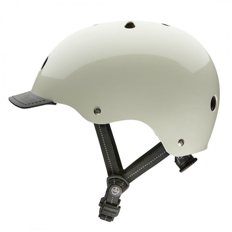 Шлем защитный Nutcase Cream