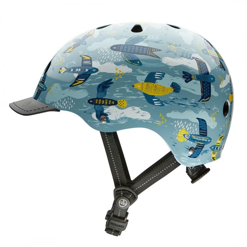 Шлем защитный Nutcase Feathered Friends