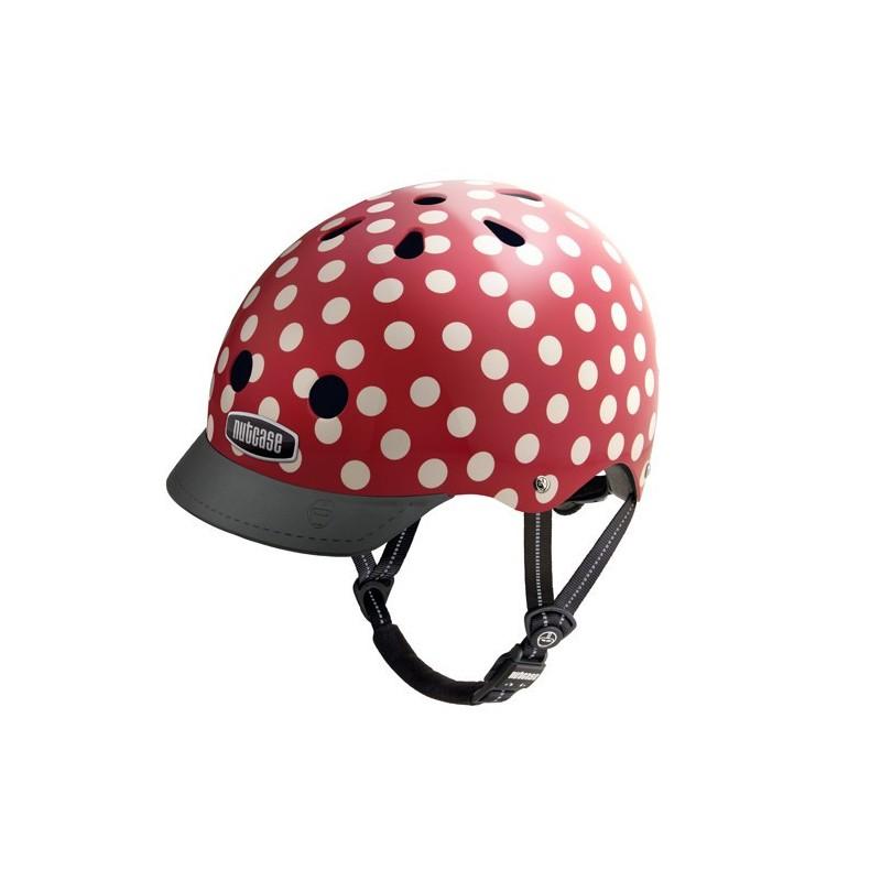 Шлем защитный Nutcase Mini Dots