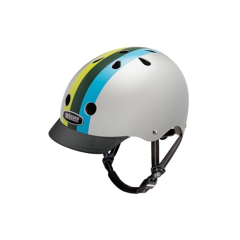 Шлем защитный Nutcase Varsity Stripe