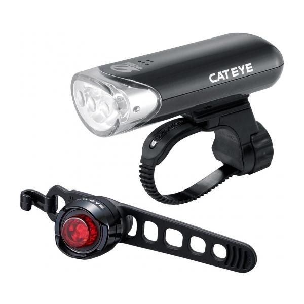 Комплект фонарей Cat Eye HL-EL135/ORB