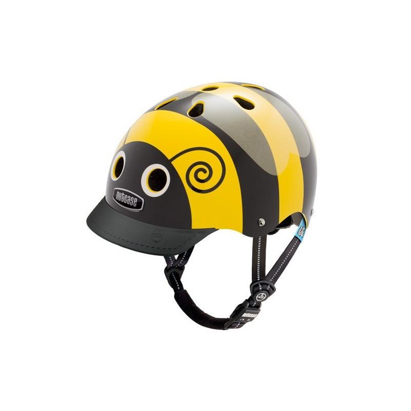 Шлем защитный Nutcase Little Nutty Bumblebee