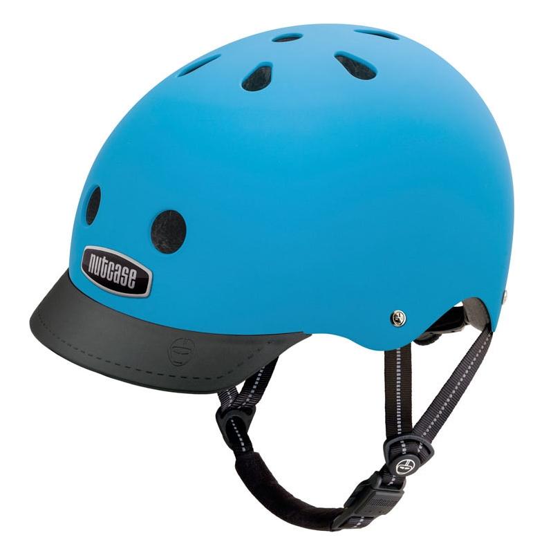 Шлем защитный Nutcase Bay Blue