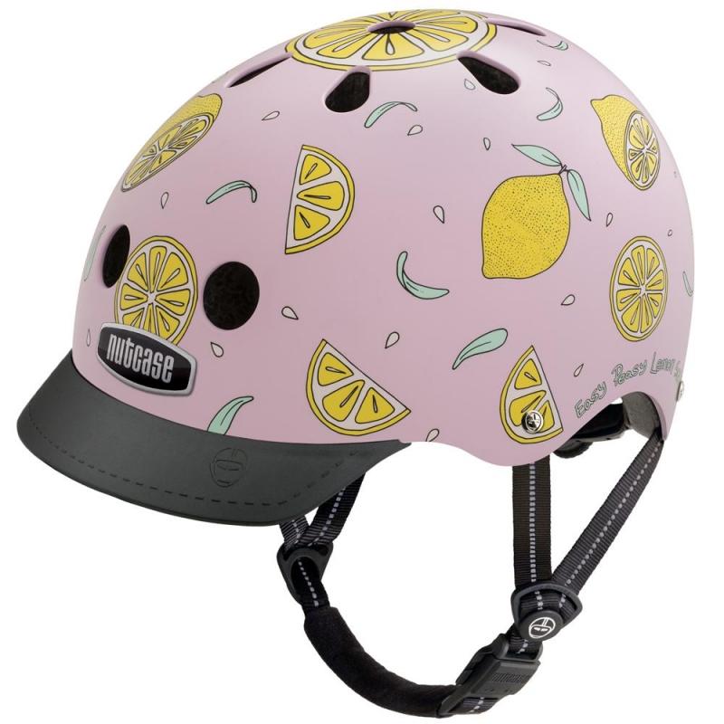 Шлем защитный Nutcase Pink Lemonade