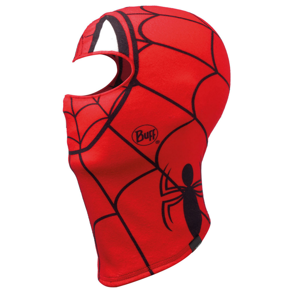 Маска Buff SuperHeroes Polar Balaclava Spidermask Red (121590.425.10.00)