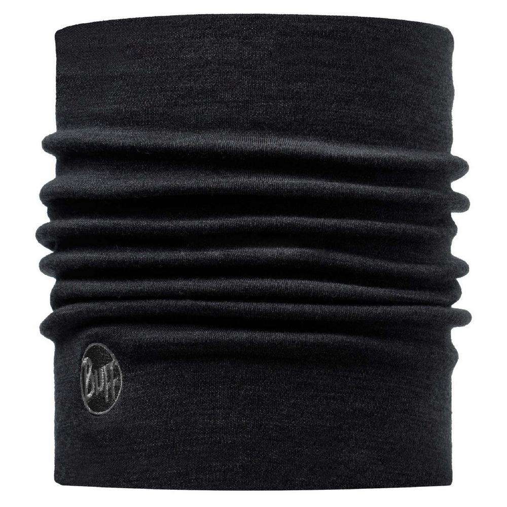 Бандана Buff Heavyweight Merino Wool Solid Black (110963.00)