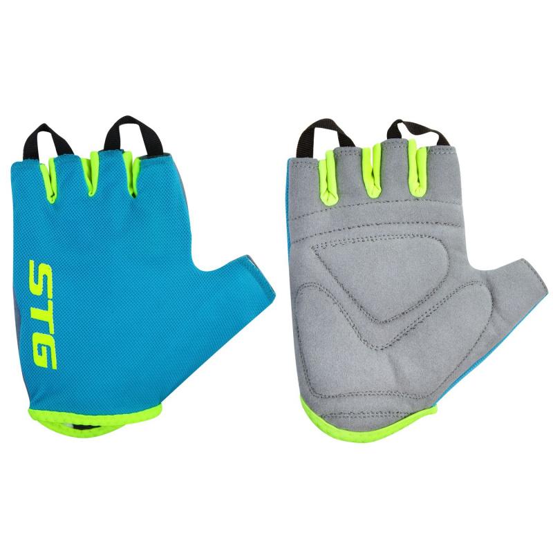 Велоперчатки STG AL-03-418