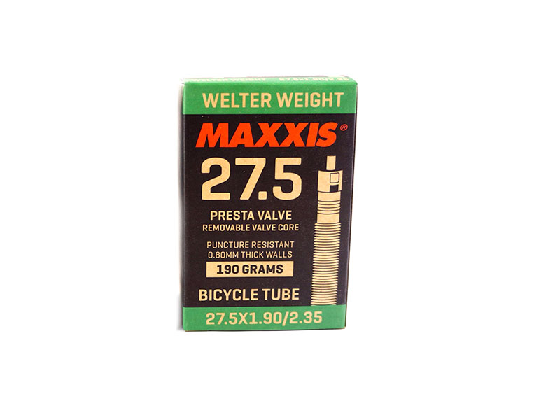 Камера Maxxis Welter Weight 27,5х1.90/2.35 вело нип.