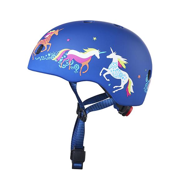 Шлем защитный Micro Единороги