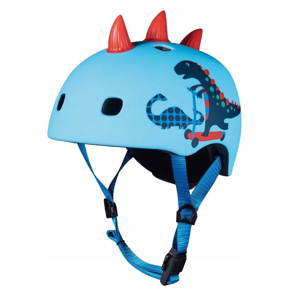Шлем защитный Micro Динозавры