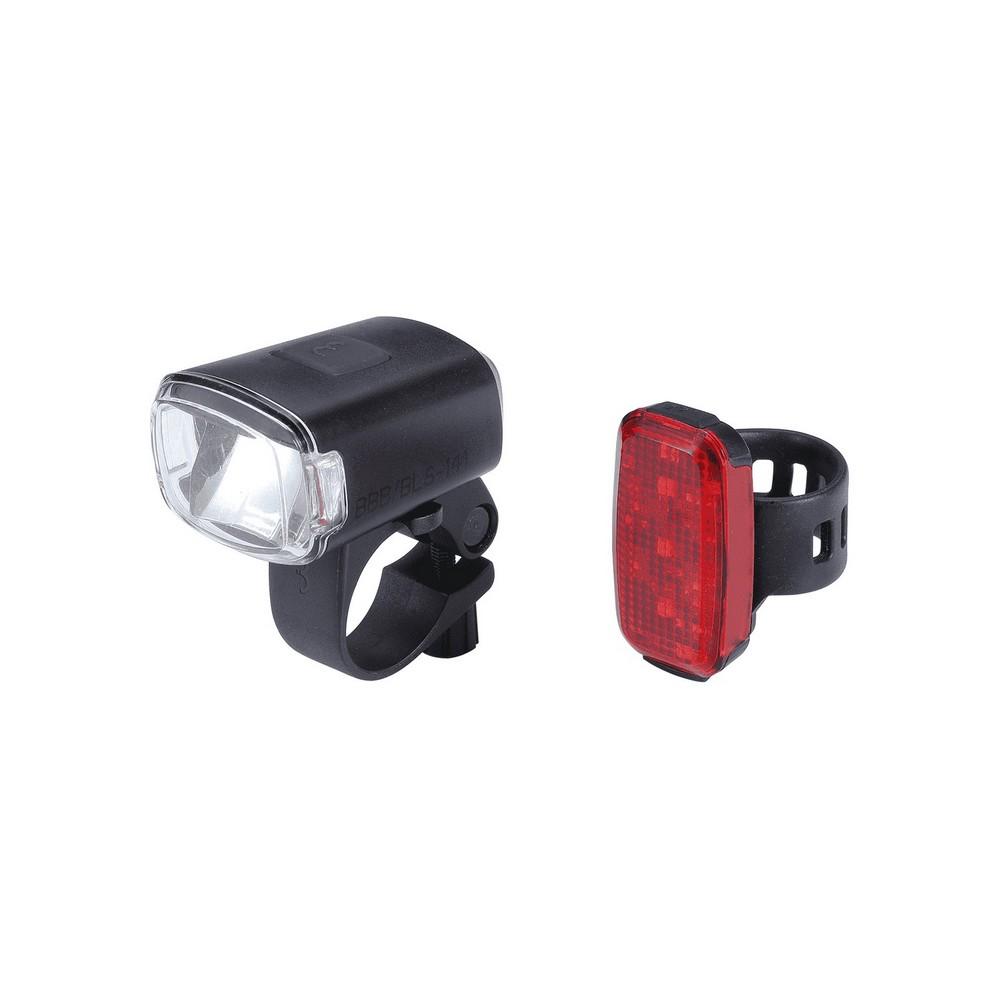 Комплект фонарей BBB Lightset Stud BLS-142
