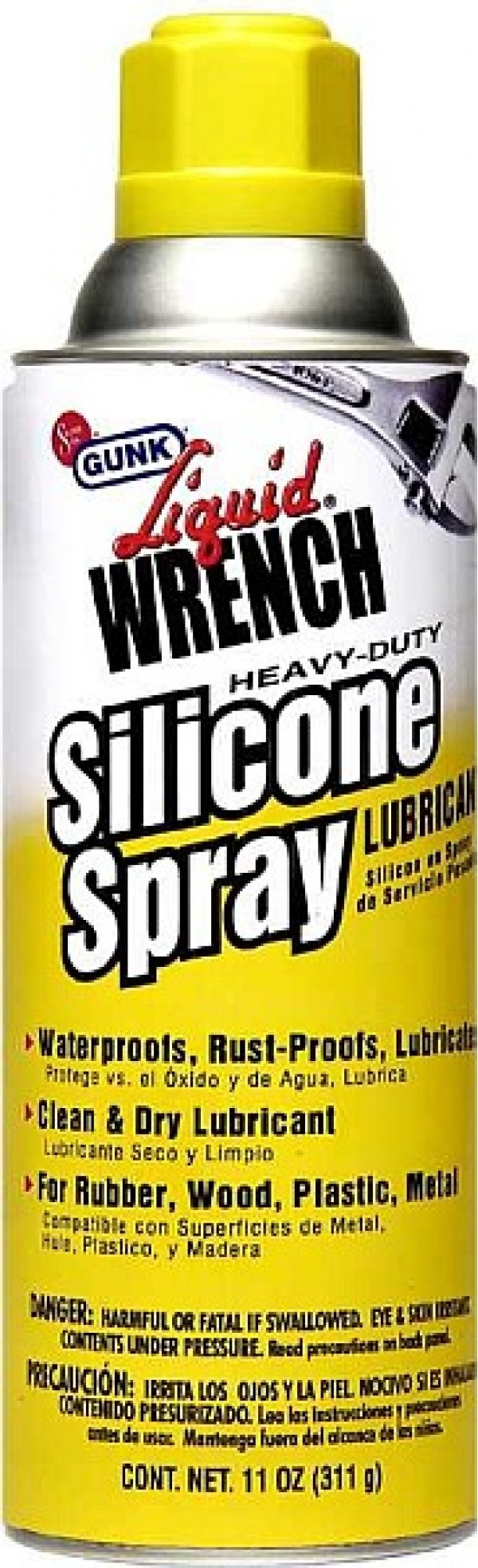 Смазка Silicone Spray M914