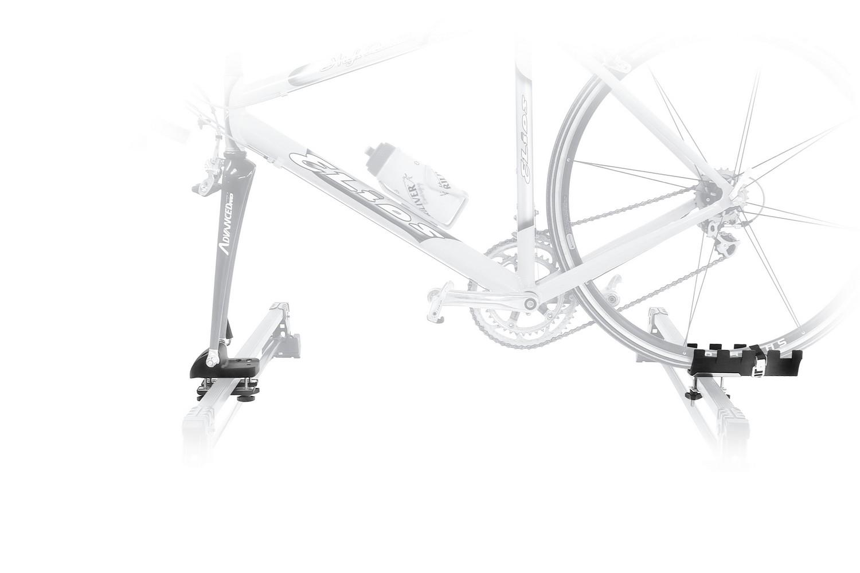 Крепление велосипеда на крышу Peruzzo Rolle