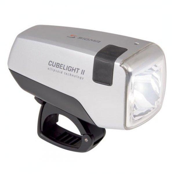 Фонарь передний Sigma Cubelight