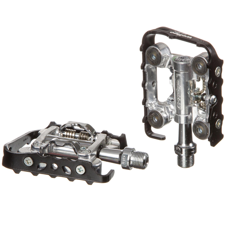 Педали Wellgo WPD-M17C контакт/платформа