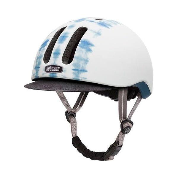 Шлем защитный Nutcase Metroride Shibori Stripe Matte