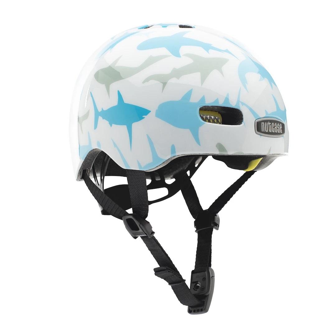 Шлем защитный Nutcase Baby Nutty Baby Shark