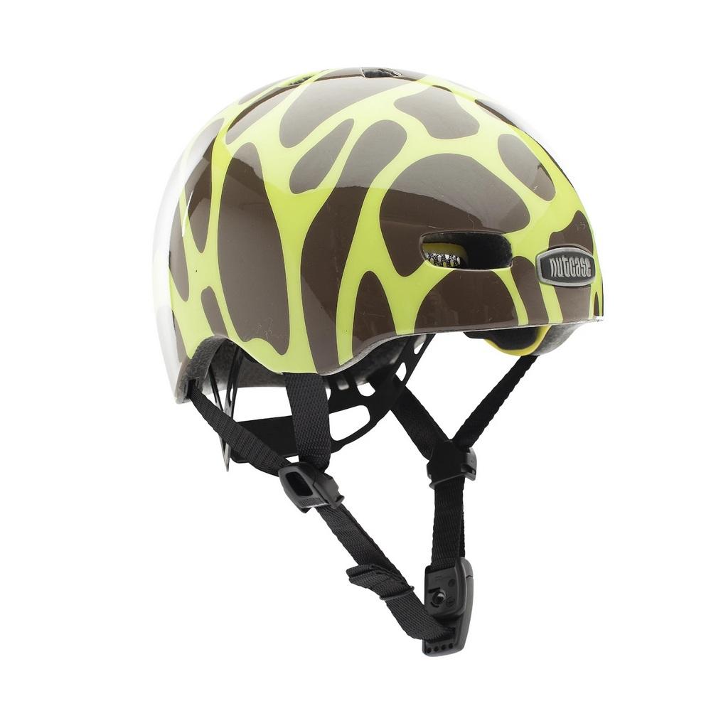 Шлем защитный Nutcase Baby Nutty Giraffic Park