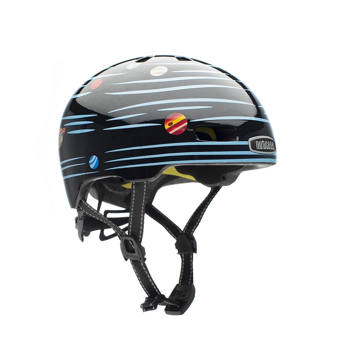 Шлем защитный Nutcase Little Nutty Defy Gravity