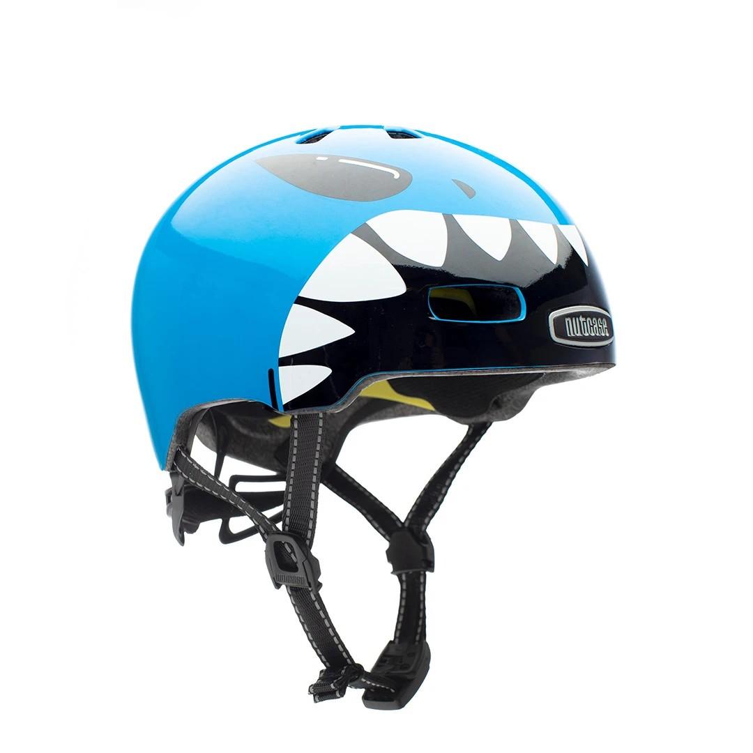 Шлем защитный Nutcase Little Nutty Lil` Jaws