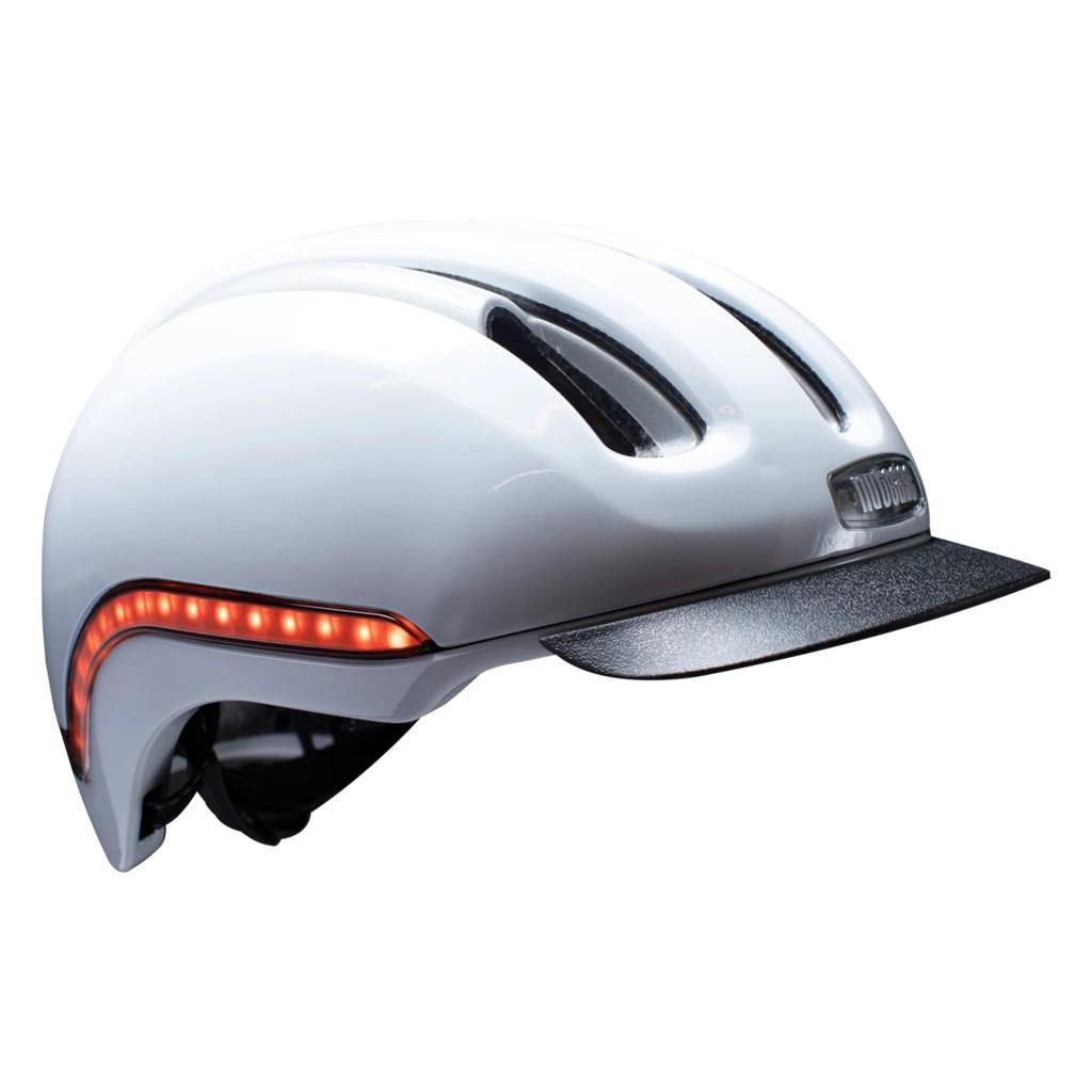 Шлем защитный Nutcase Vio Blanco