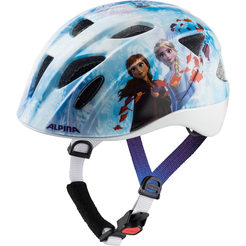 Шлем защитный Alpina Ximo Disney Frozen