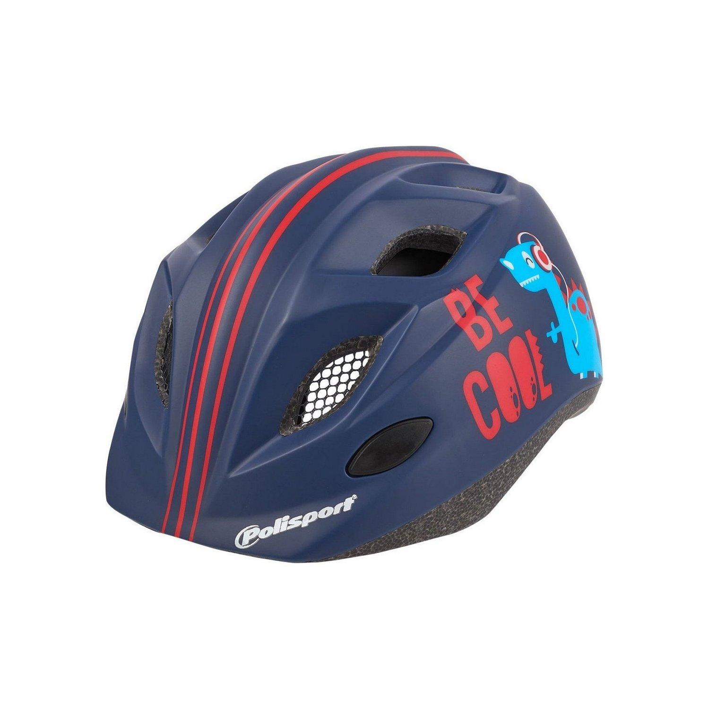 Шлем защитный Polisport S Junior Be Cool (+фляга)