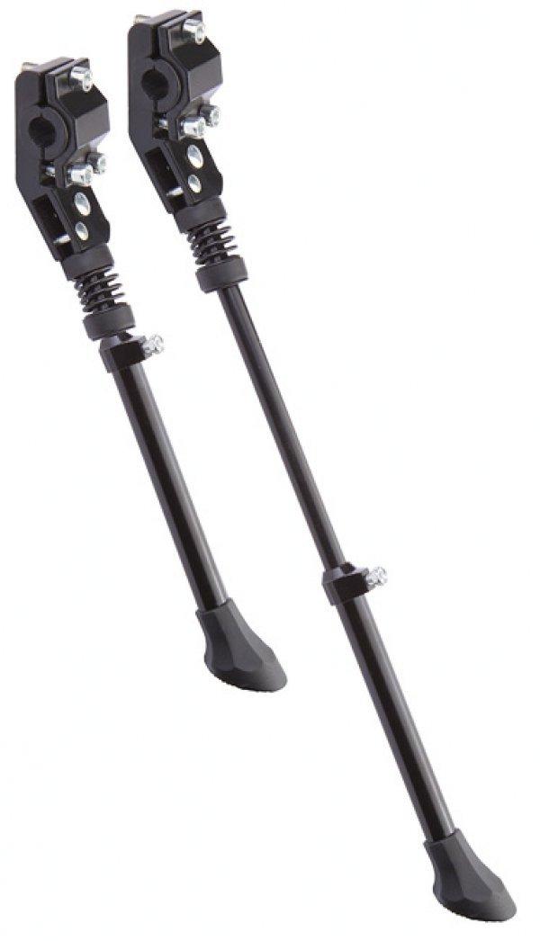 Купить Подножка ZLZJ-F 230-350 мм телескопическая в интернет магазине велосипедов. Выбрать велосипед. Цены, фото, отзывы