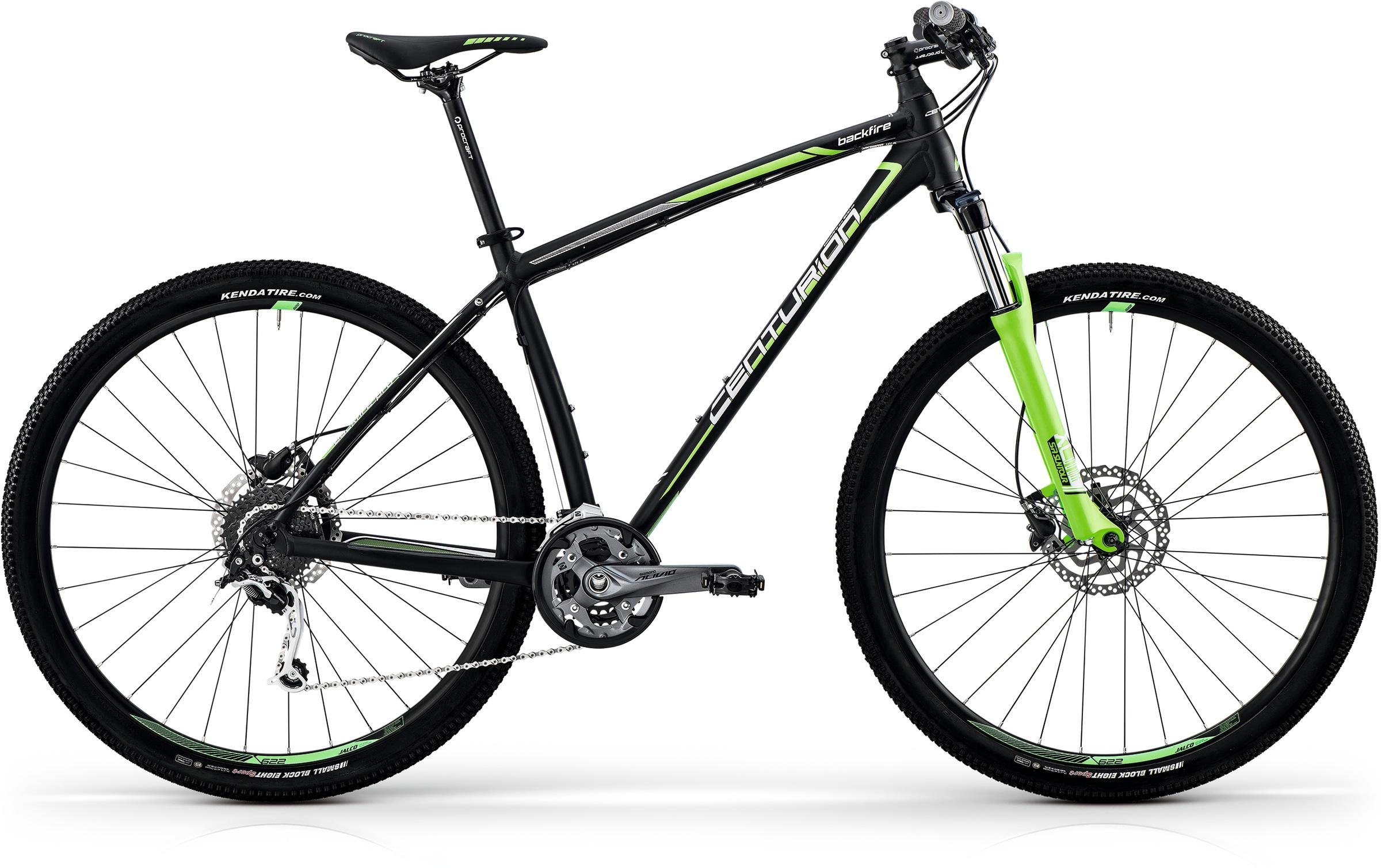Велосипеды Горные Centurion Backfire Pro 200.27 (2017)
