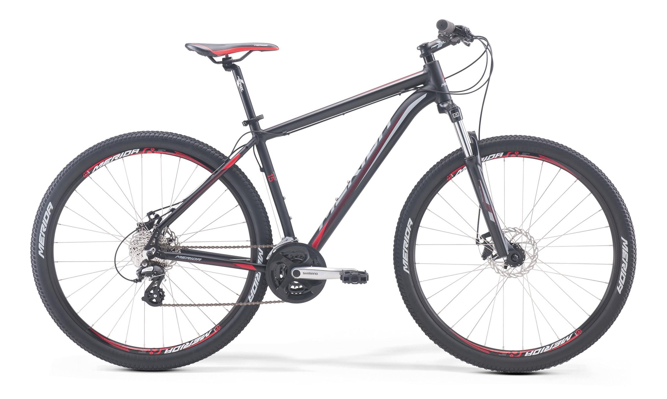 Велосипеды Горные Merida Big.Nine 15-MD (2017)