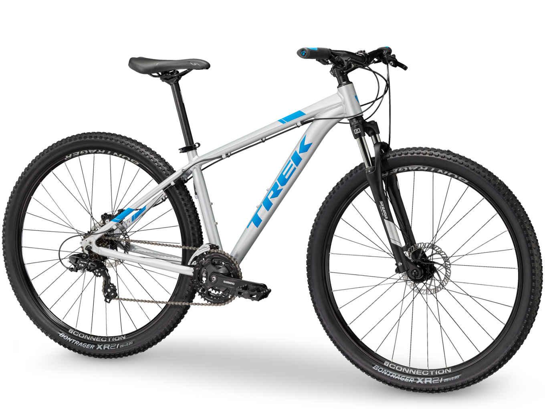 Велосипеды Горные Trek Marlin 4 27.5 (2018)