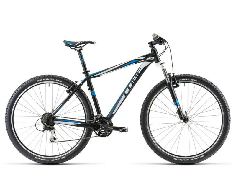 Купить Велосипед Cube Aim Pro (2014) в интернет магазине. Цены, фото, описания, характеристики, отзывы, обзоры