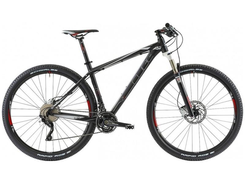 Велосипед Cube LTD 2014