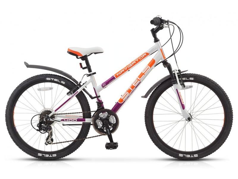 Купить Велосипед Stels Navigator 400 (2014) в интернет магазине велосипедов. Выбрать велосипед. Цены, фото, отзывы