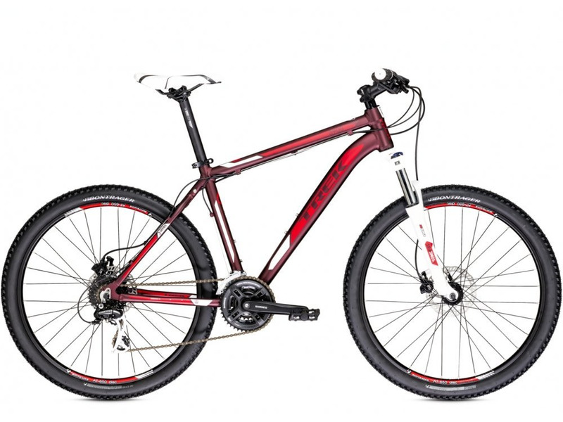 Велосипед Trek 3900 D 2014