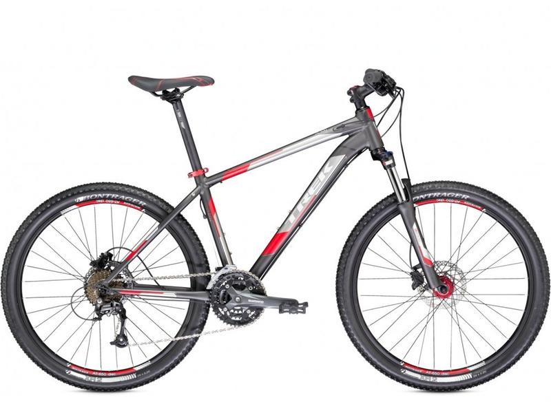 Велосипед Trek 4300 2014