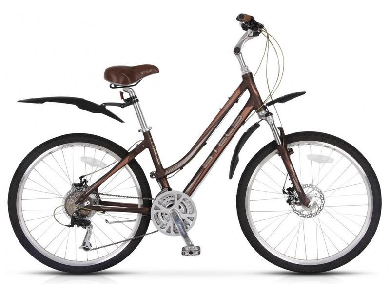 Купить Велосипед Stels Miss 9500 Disc (2014)