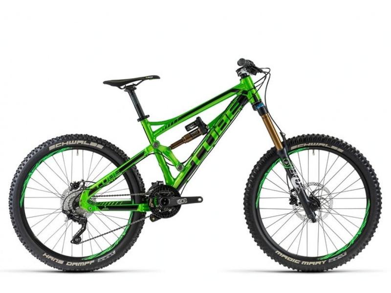 Велосипед Cube Hanzz SL 2014