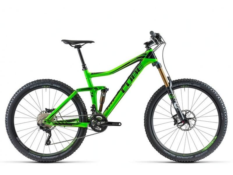 Купить Велосипед Cube Stereo 160 Super HPC SL 27.5 (2014)