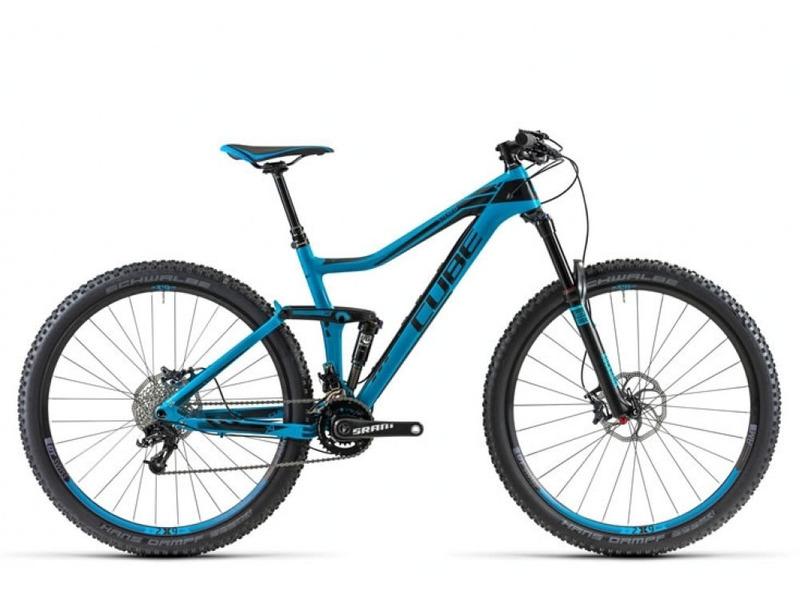 Купить Велосипед Cube Stereo 140 HPC Race (2014)