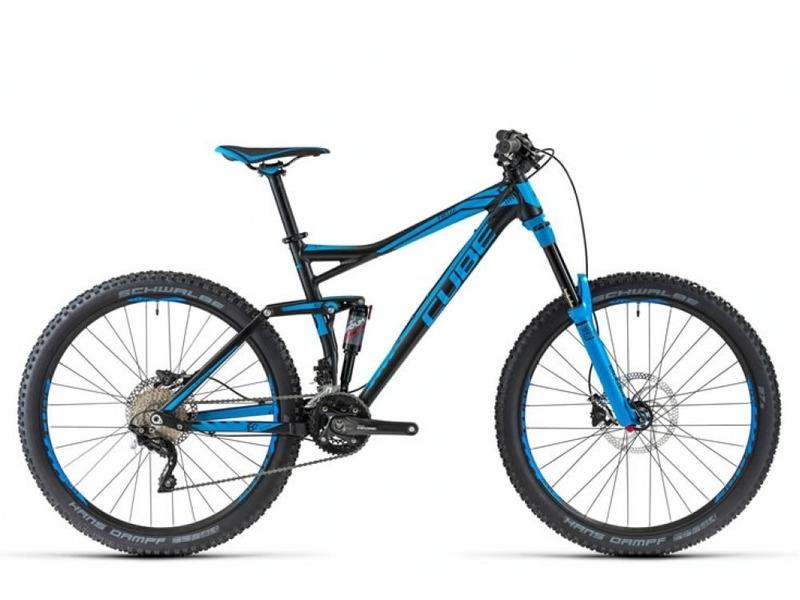 Купить Велосипед Cube Fritzz 160 HPA Pro 27.5 (2014)