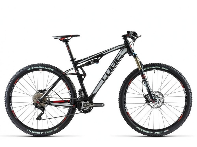 Велосипед Cube AMS 120 HPA Pro 2014