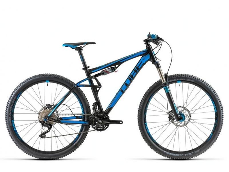 Купить Велосипед Cube AMS 120 HPA (2014)