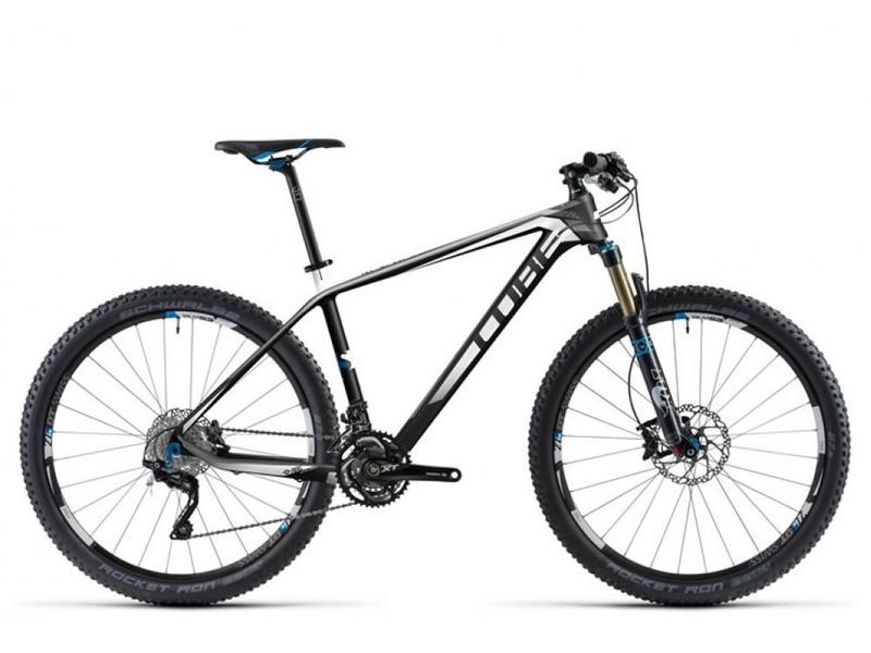Купить Велосипед Cube Reaction GTC SL 27.5 (2014)