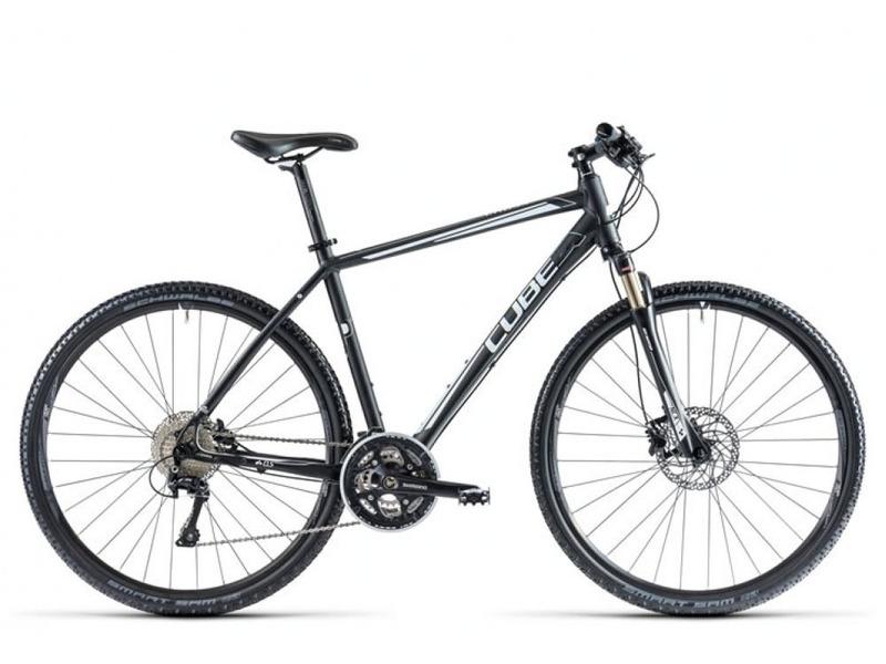 Купить Велосипед Cube Cross Pro (2014)
