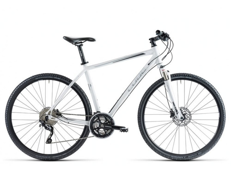 Купить Велосипед Cube Nature Pro (2014)
