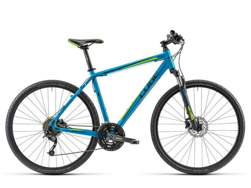 Купить Велосипед Cube Curve Pro (2014)