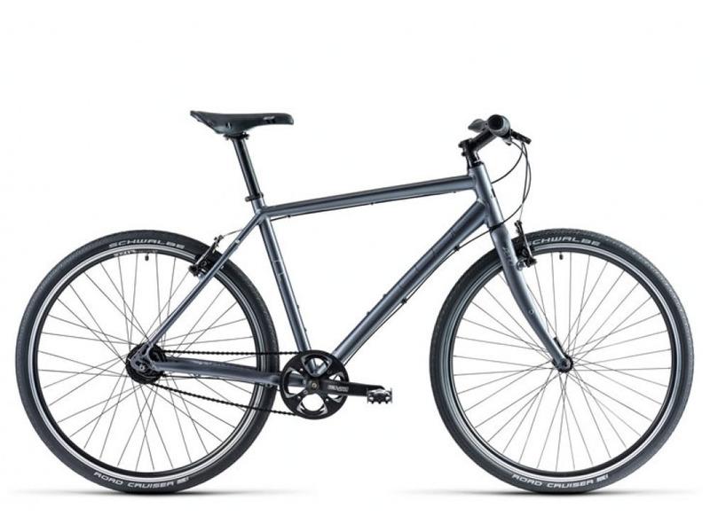 Купить Велосипед Cube Hyde Pro (2014)